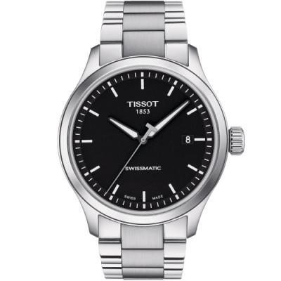 TISSOT GENT XL SWISSMATIC 優雅時尚機械錶(T1164071105100)43mm