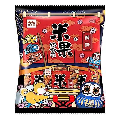 萬歲牌 米果綜合果辣味(20gx10包)