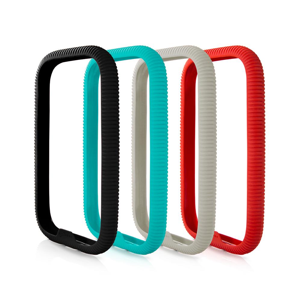 【BONE】環形手機綁 Phone RingTie - 防手滑輕薄手機框-灰