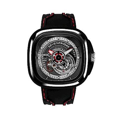 SEVENFRIDAY S3 潮流新興瑞士機械腕錶