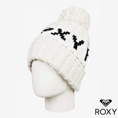 【ROXY】TONIC BEANIE 毛帽 白色
