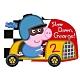 Peppa Pig:Slow Down,George! 喬治豬快停下來輪子轉轉硬頁書 product thumbnail 1
