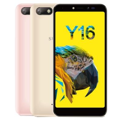 SUGAR Y16 5.45吋全螢幕美拍智慧型手機(3GB/32GB)