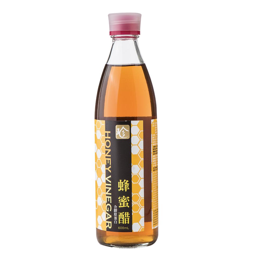 百家珍 蜂蜜醋(600ml)