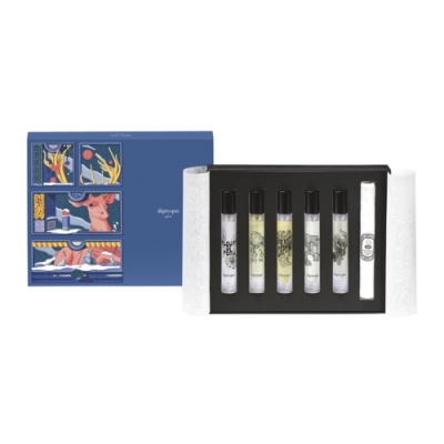 限量版★diptyque 2020聖誕限量淡香精禮盒