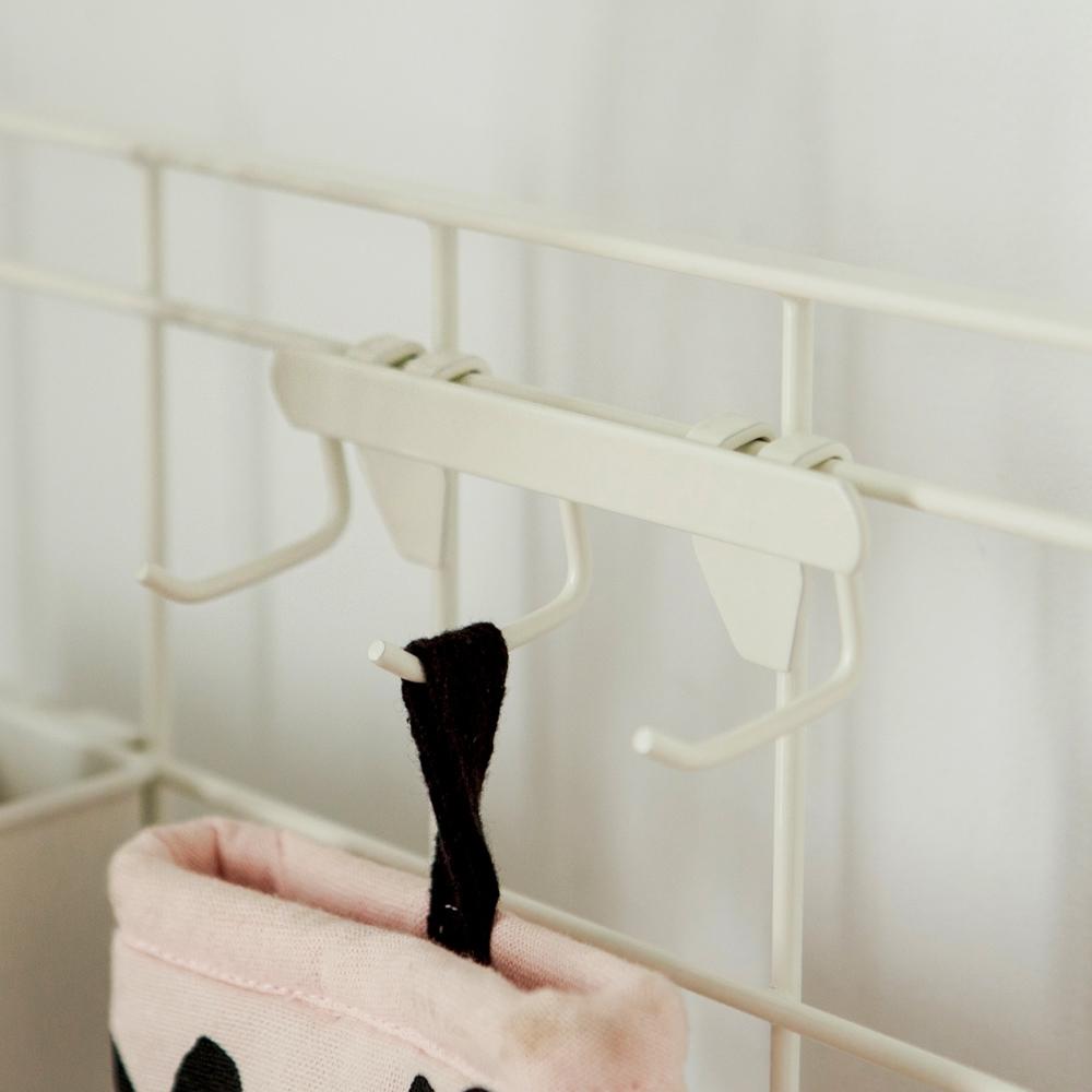 完美主義 廚房網架專用-三掛勾-12x4x3