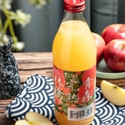 日本進口 Shiny青森完熟蘋果汁(1