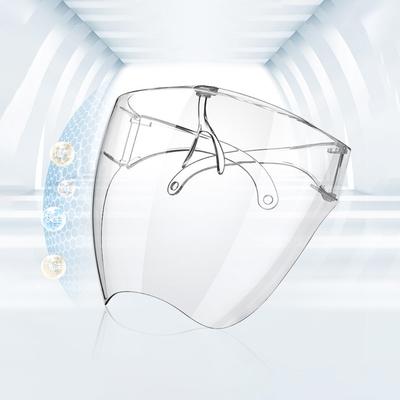 透明防護面罩-成人款(五入組)