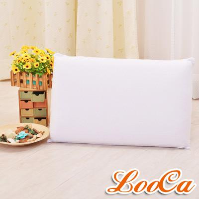 LooCa 特大蜂巢式高支撐乳膠枕(1入)