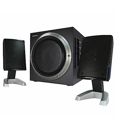 KINYO 2.1聲道3D木質音箱喇叭/音響(KY-1705)夠強大3000瓦