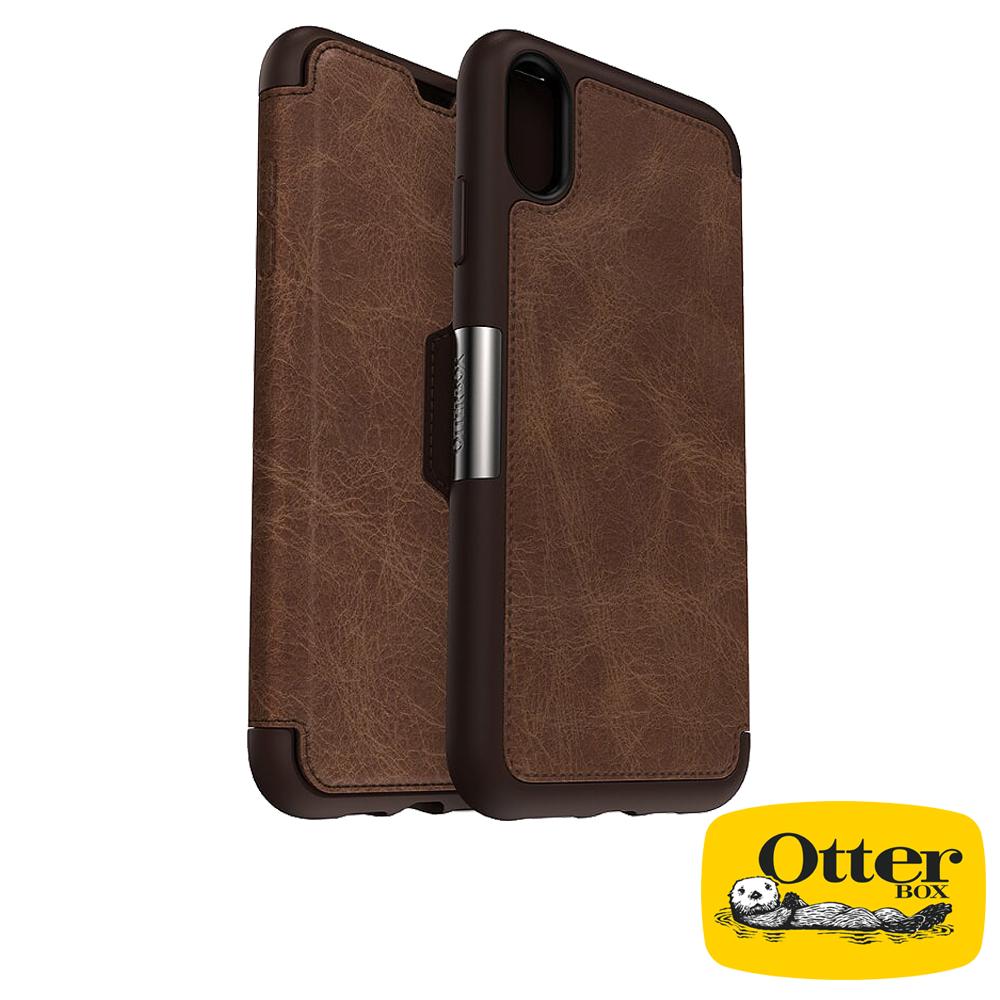 OtterBox iPhoneX/iPhoneXS 步道系列保護殼-義式咖啡