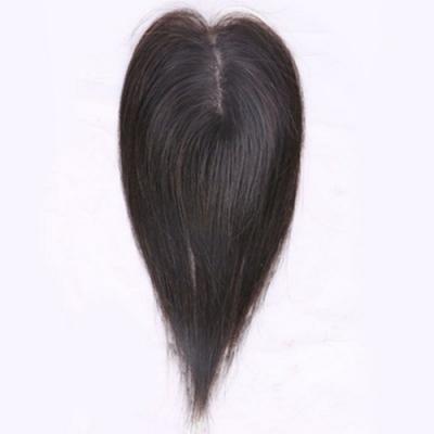 米蘭精品 假髮片真髮絲-隱形增髮量30cm補髮塊女假髮母親節禮物2色73us5