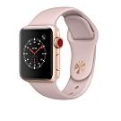 《福利品》Apple Watch S3 38鋁-金殼粉帶