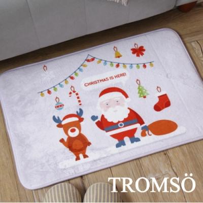 TROMSO簡單生活超柔軟地墊-M101派對聖誕節