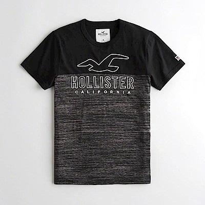 Hollister HCO 短袖 T恤 黑色 0963