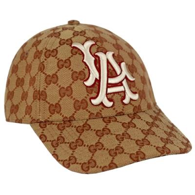 GUCCI LA Dodgers 洛杉磯道奇聯名棒球帽