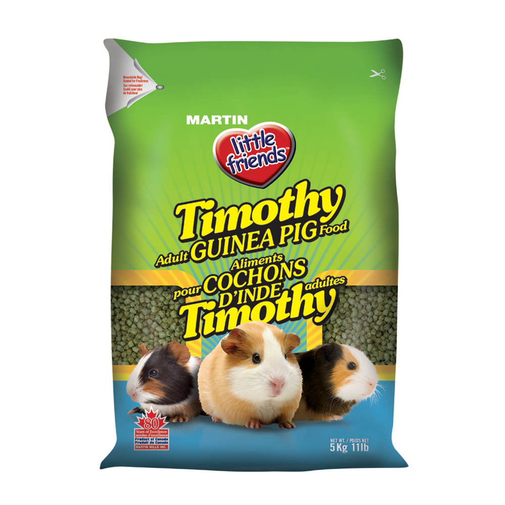 Little Friends/小動物主食/成年天竺鼠/高齡天竺鼠主食飼料5kg