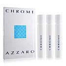 AZZARO 海洋鉻元素淡香水針管1.2mlX3