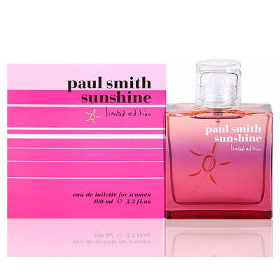 Paul Smith Sunshine 2014 曙光限量版女性淡香水 100ml