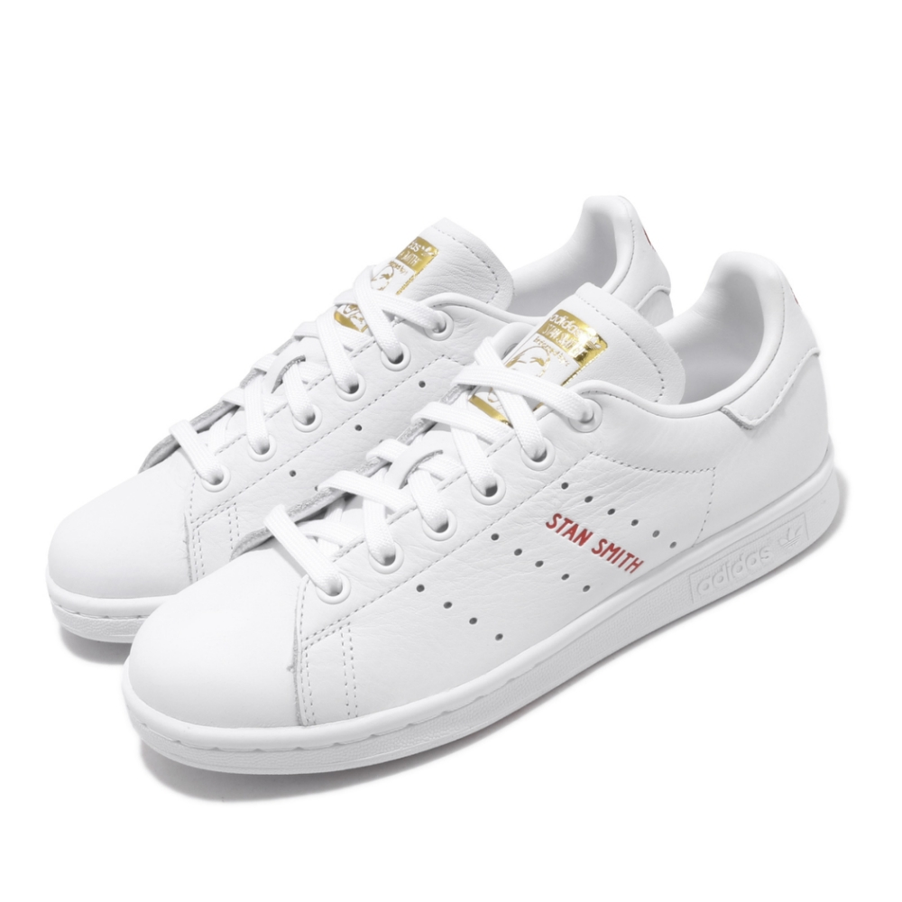 adidas 休閒鞋 Stan Smith 愛心 女鞋