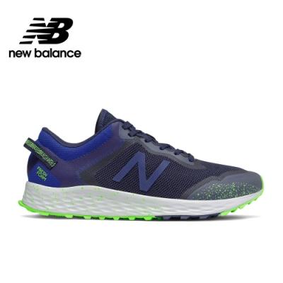 【New Balance】越野跑鞋_男性_藍色_MTARISY1-2E楦