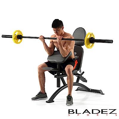 【BLADEZ】BW20-複合式重訓椅