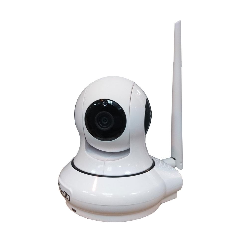 宇晨I-Family三百萬畫素-H.265移動追蹤廣角無線遠端遙控攝影機/IPCAM /監視器T-102