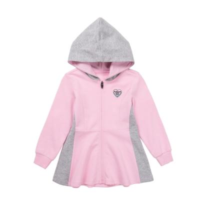 【St.Bonalt 聖伯納】女童 連帽針織休閒運動外套-8053
