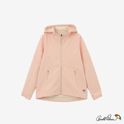 Arnold Palmer -女裝-防潑水戶外休閒外套-粉紅色