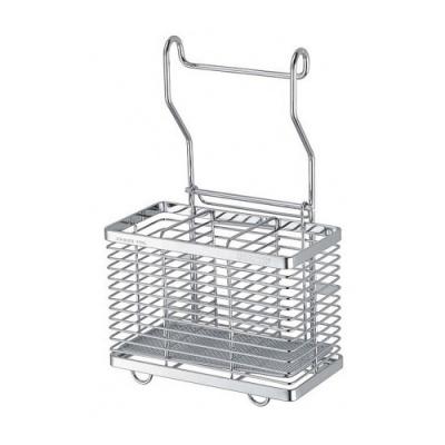 DAY&DAY 不鏽鋼餐具桶-長方型 掛式(ST3003TT)
