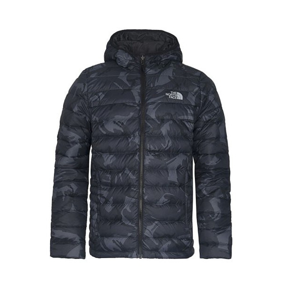 The North Face 男700蓬鬆羽绒外套 藏青-NF0A35E7XZN