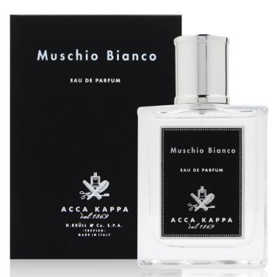 ACCA KAPPA Muschio Bianco白麝香淡香精 50ml