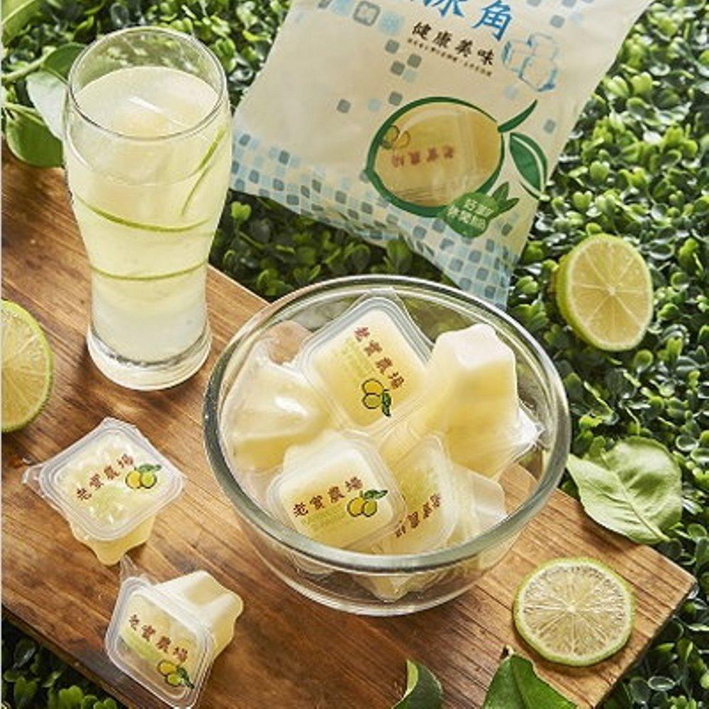 老實農場 盛夏檸檬冰角(3包)