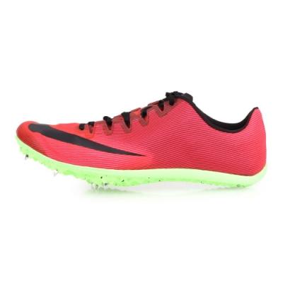 NIKE 男女 田徑釘鞋短距離 ZOOM 400 紅黑綠