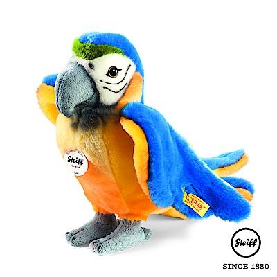 STEIFF德國金耳釦泰迪熊 鸚鵡 Lori parrot(動物王國)