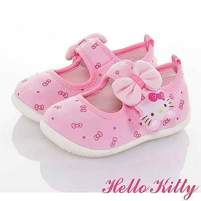 HelloKitty 官方獨家販售 防滑柔軟減壓學步童鞋-可室內-粉