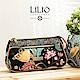 LiliO  收納包 印度藝術植  Basic Cosmetic Bag Ink product thumbnail 1