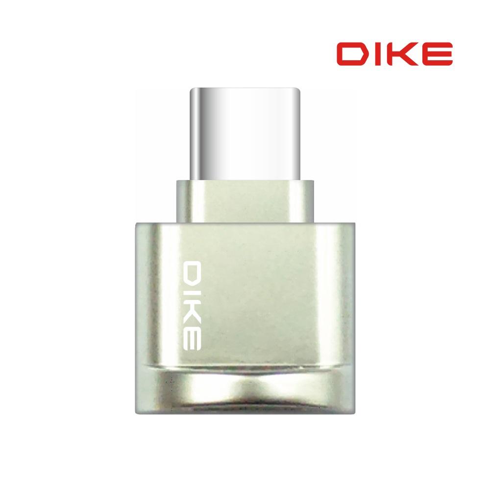 DIKE Type-C 拇指型OTG讀卡碟 DAO101