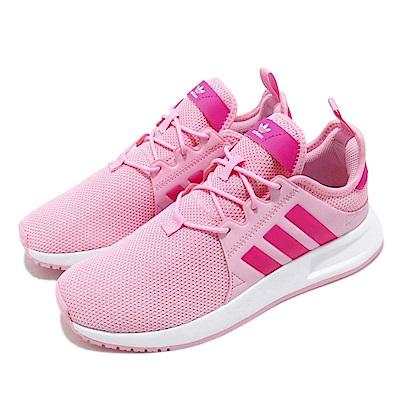 adidas 慢跑鞋 X_PLR J 低筒 運動 女鞋