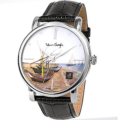梵谷Van Gogh Swiss Watch梵谷經典名畫男錶(Gent 01-1)