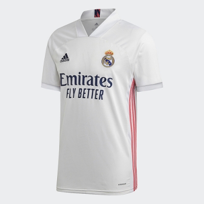 adidas REAL MADRID 20/21 主場球衣 男 FM4735