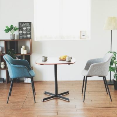 完美主義 日式簡約風餐椅/楓木椅/書桌椅-2入組(2色)