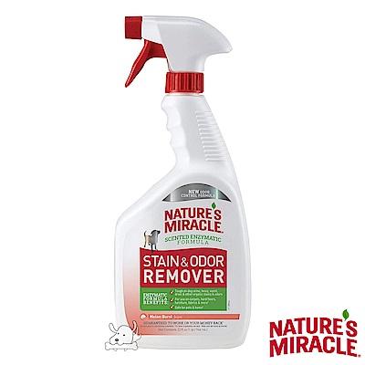 8in1 自然奇蹟 活氧酵素去漬除臭噴劑 甜瓜香味 32oz X 1罐