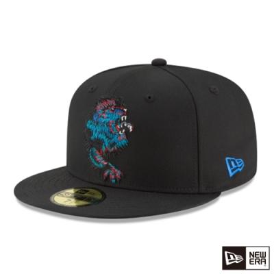 NEW ERA 59FIFTY 5950 世足賽XPEPSI MESSI 黑 棒球帽