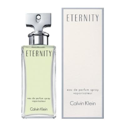CalvinKlein ETERNITY 永恆女性淡香精100ml-快速到貨