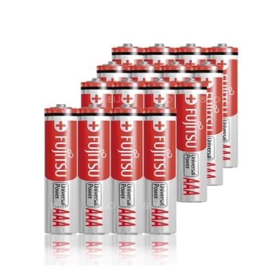 FUJITSU 富士通 4號AAA 耐漏液技術 鹼性電池(20顆入) LR03 FU