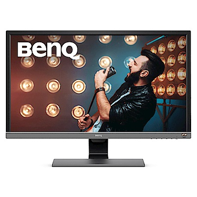BenQ EL 2870 U  28 型 4 K HDR舒視屏護眼螢幕