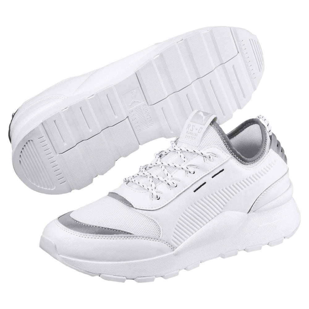 PUMA-RS-0OpticPop男女慢跑鞋-白色