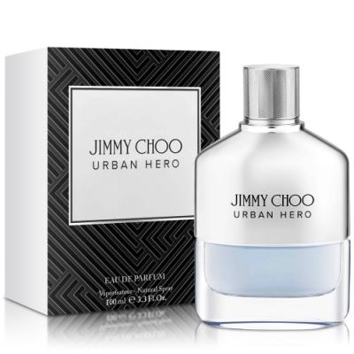 JIMMY CHOO URBAN HERO 男性淡香精100ml
