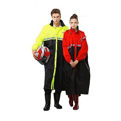 金德恩 達新牌 韓式前開雨衣防水風雨衣 XL~4XL 三色可選